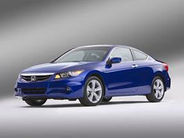 Honda Accord Coupe: decentka pro