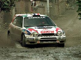 Toyota v Goodwoodu připomene své úspěchy v rallye: titulní fotka