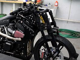 Confederate Motorcycles P120 Black Flag: vlastní kategorie: titulní fotka