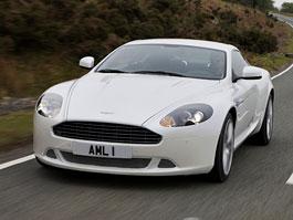Aston Martin DB9: modernizované GT se představuje: titulní fotka