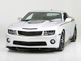 Chevrolet Camaro SS od RCR Street Performance Group pro Pennzoil: titulní fotka