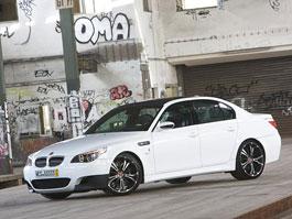 BMW M5 N635S 5.8 Hans Nowack Edition: pocta vysokým otáčkám: titulní fotka
