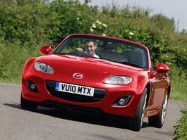 Mazda MX-5 'Miyako': další limitka pro Miatu: titulní fotka