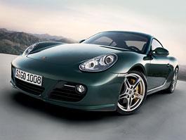 Porsche Cayman: chystá se odtučňovací kůra a steroidy: titulní fotka