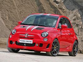 Fiat 500 Abarth Ferrari Dealers Edition: 268 koní od Pogea Racing: titulní fotka