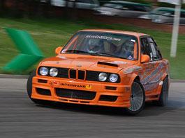 Dotz Drift Battle: přijďte se do Sosnové podívat na závody v driftování!: titulní fotka