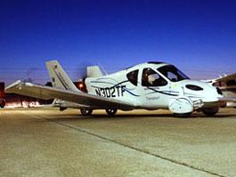 Terrafugia Transition: Létající auto aneb Fantomas by měl radost: titulní fotka
