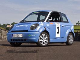 THINK City 'EV Cup Edition': závoďák co má opravdu
