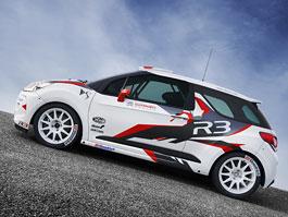 Citroën DS3 R3: stylovka pro rallye: titulní fotka