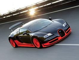 Bugatti Veyron 16.4 Super Sport: nejrychlejší produkční auto na světě: titulní fotka