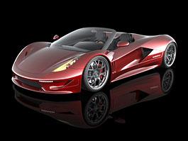 TranStar Dagger GT: supersport s výkonem 2000 koní: titulní fotka