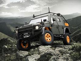 Mercedes-Benz G LAPV 6.X Concept: připraven pro ostré nasazení: titulní fotka