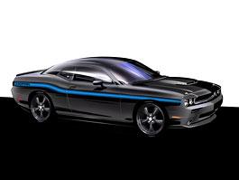 Mopar '10 Challenger: limitované vydání kupé značky Dodge: titulní fotka