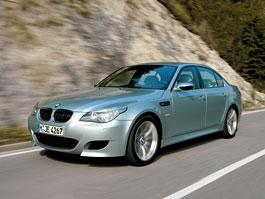 BMW ukončuje výrobu modelu M5: titulní fotka