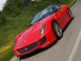 Ferrari 599 GTO - velká fotogalerie: titulní fotka