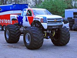 Bigfoot: po 35 letech z Fordu Chevroletem: titulní fotka