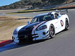 Dodge Viper Cup Series má za sebou první závod: titulní fotka