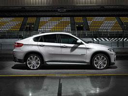 BMW X6 Performance Unlimited: specialita pro Japonsko: titulní fotka