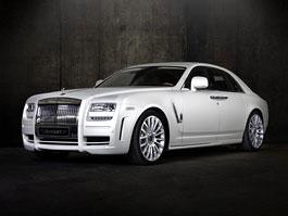 Mansory White Ghost Limited: nehledáte náhodou limuzínu?: titulní fotka