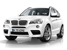 BMW X3: M-Sport paket pro novou generaci SUV: titulní fotka