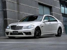 Mercedes-Benz třídy S Black Bison v modernizovaném provedení: titulní fotka