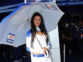 Soutěž o Umbrella Girl týmu Fiat Yamaha: titulní fotka