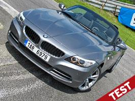 Test: BMW Z4 sDrive 23i: Vylepšená reputace: titulní fotka