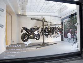 Honda Fireblade – umění z Londýna: titulní fotka