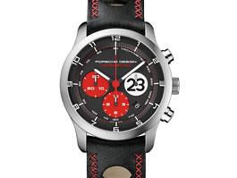 Porsche Design P'6612 Dashboard Le Mans 1970 Limited Edition: stylové hodinky: titulní fotka