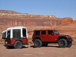 Jeep Trail Edition Camper: karavany pro dobrodruhy: titulní fotka