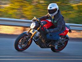 Brammo Empulse: představuje se nový elektrický motocykl: titulní fotka