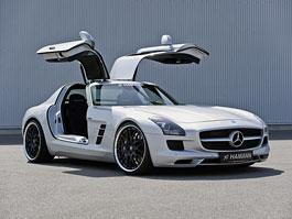 Mercedes-Benz SLS AMG: první doplňky od Hamann Motorsport: titulní fotka