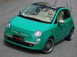 Fiat 500C Sardinia by Romeo Ferraris: zelená je dobrá: titulní fotka