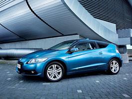 WhatCar? Green Awards 2010: cena Best Sports Car pro Hondu CR-Z: titulní fotka
