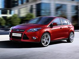 Ford Focus ST & RS: co se (asi) chystá?: titulní fotka