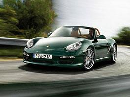 Porsche pracuje na vývoji elektromobilu na základě Boxsteru: titulní fotka