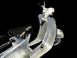 Piaggio Vespa - skútr dvakrát jinak: titulní fotka