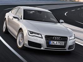 Audi A7 Sportback: dva benzinové a dva dieselové šestiválce (video): titulní fotka