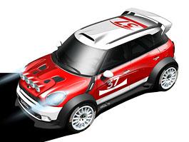 Mini připravuje vstup do rallye ...s modelem Countryman: titulní fotka