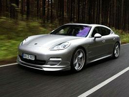 TechArt: sada na zvýšení výkonu pro Porsche Panamera Turbo přidá 80 koní a 60 Nm: titulní fotka