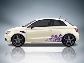 Audi A1: tuningový program od ABT: titulní fotka