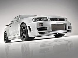 Nissan Skyline R34 GT-R: jako z fabriky: titulní fotka