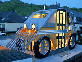 VW Beetle jako dům či restaurace?: titulní fotka
