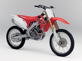 Honda 2011 – vylepšení krosových motorek CRF: titulní fotka