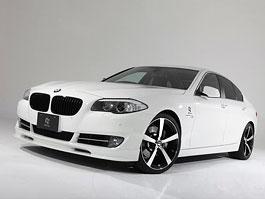 BMW řady 5: decentní obleček od 3D Design: titulní fotka