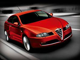 Alfa Romeo GT Quadrifoglio d'Oro: pouze pro Japonsko: titulní fotka