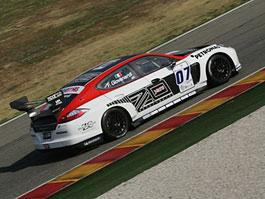 Porsche Panamera S coby závodní speciál. Vítězný...: titulní fotka