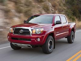 Toyota Tacoma T/X: drsnější vzhled pro pick-up: titulní fotka