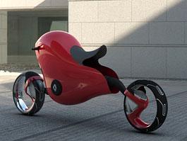 Renault koncept: auto-moto transformace: titulní fotka