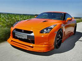 Nissan GT-R: oranžová střela od Königseder: titulní fotka